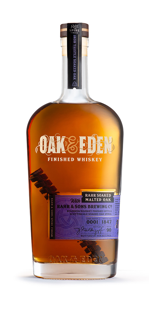 Rahr Soaked Malted Oak